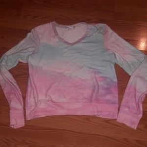 Wildfox Sweaters - WILDFOX soft sweater heaven clouds pullover